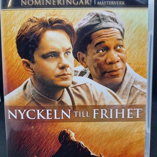 Nyckeln till frihet (Beg. DVD)