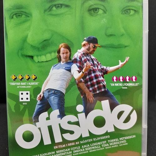 Offside (Beg. DVD)