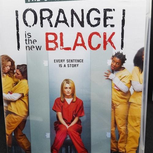 Orange is the new black - Säsong 1 (Beg. DVD)