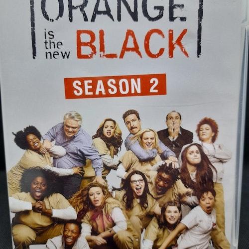 Orange is the new black - Säsong 2 (Beg. DVD)