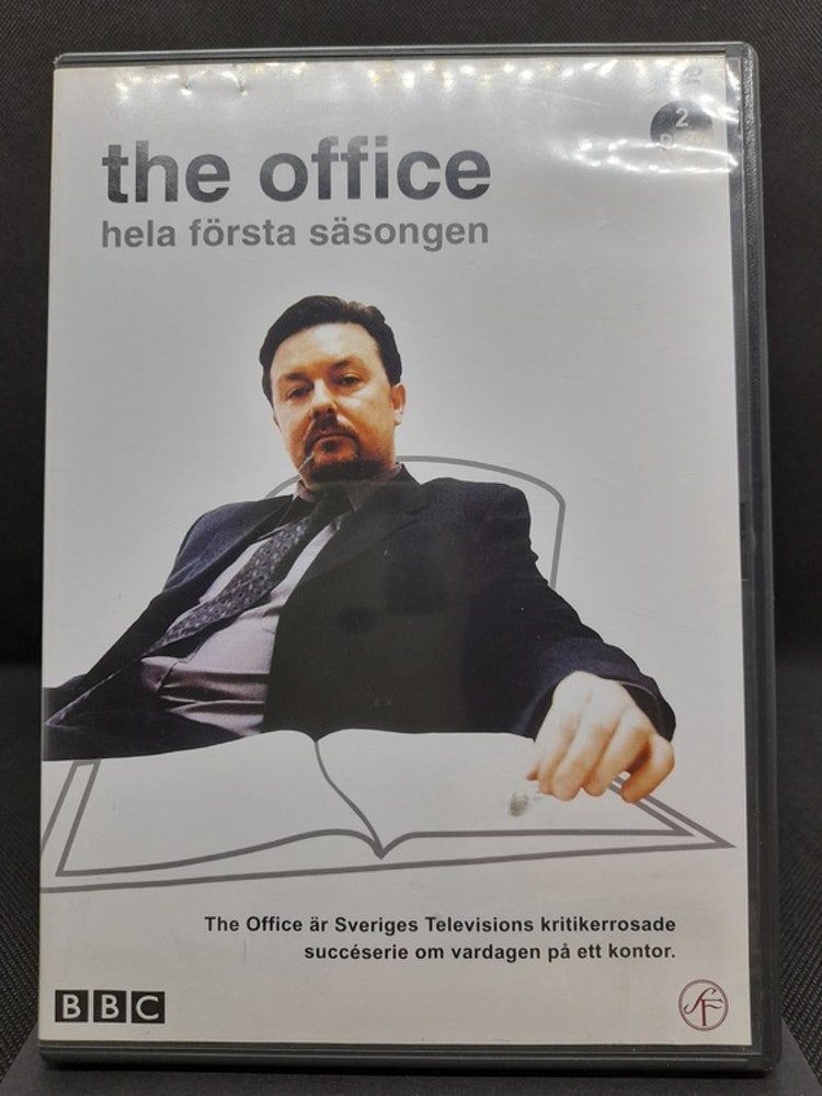 Office, The - Säsong 1 (Beg. DVD)