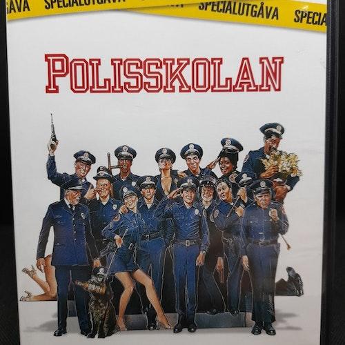 Polisskolan (Beg. DVD)