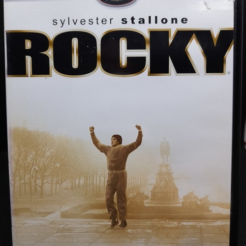 Rocky (Beg. DVD)