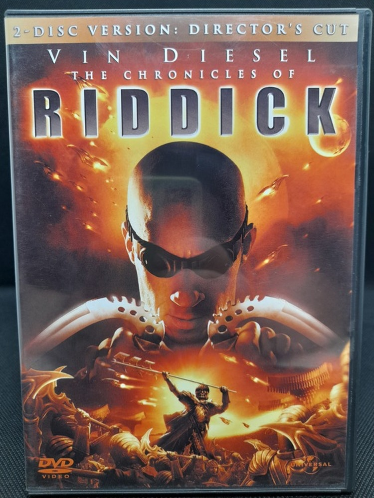 The Chronicles of Riddick (Beg. DVD)