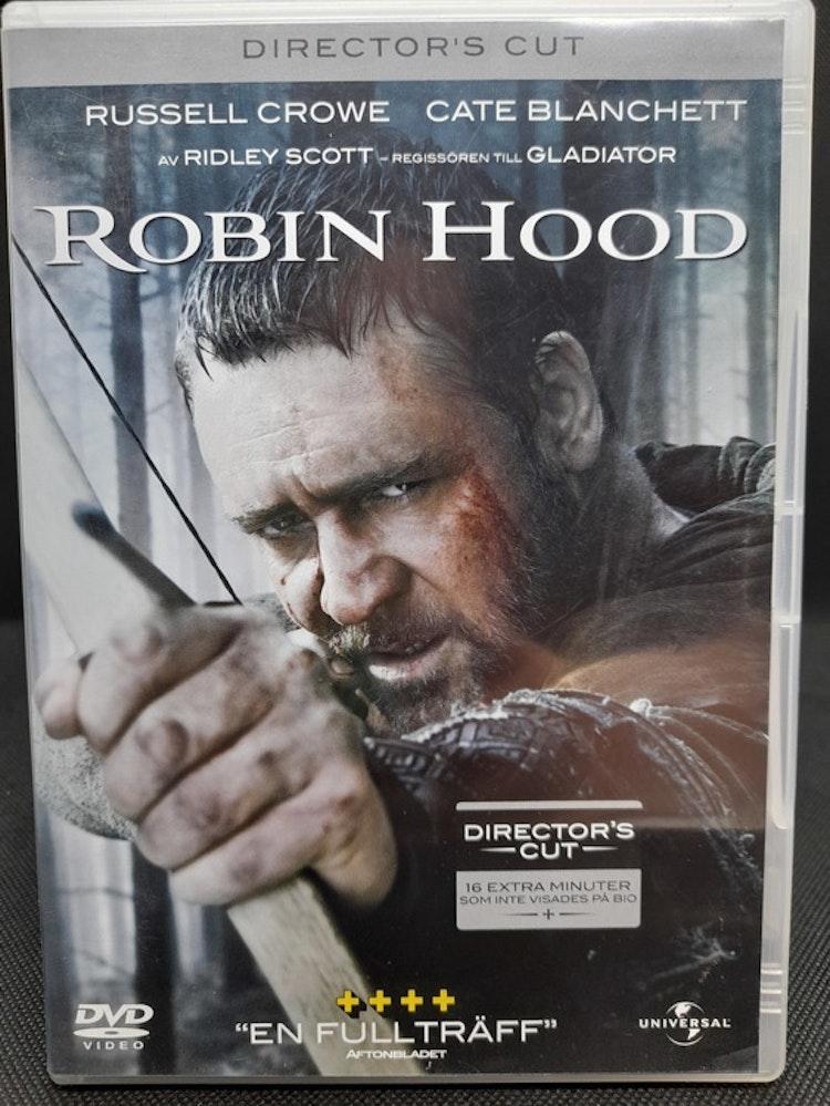 Robin Hood (Beg. DVD)