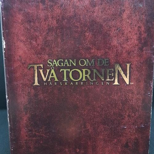 Sagan om de två tornen (Beg. DVD)