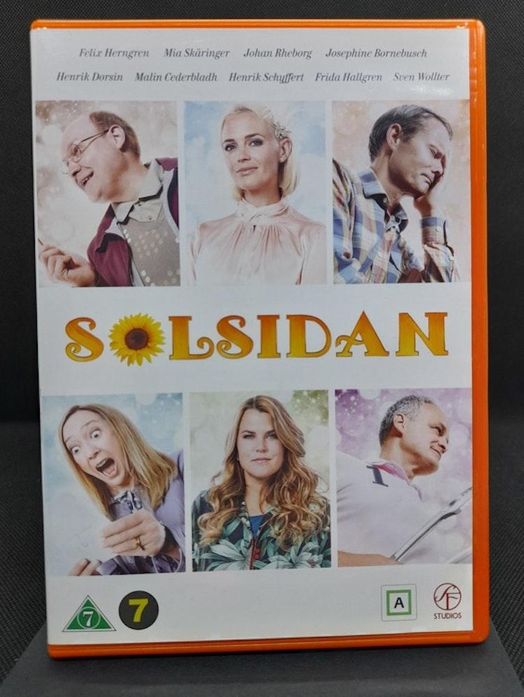 Solsidan: Filmen (Beg. DVD)