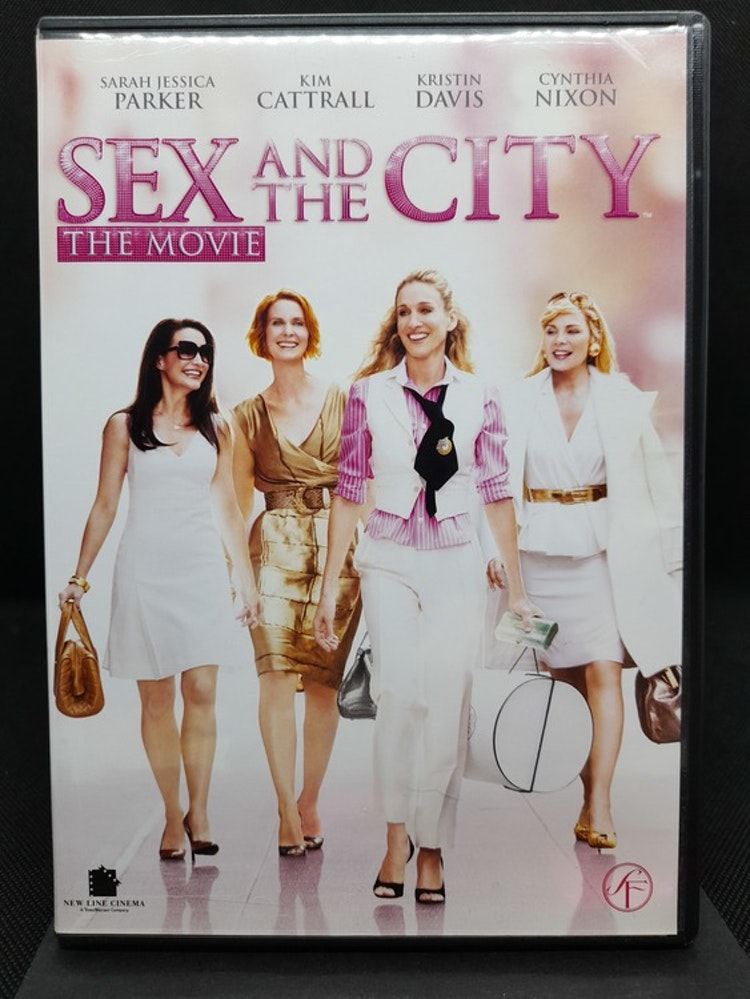 Sex and The City: The Movie (Beg. DVD)
