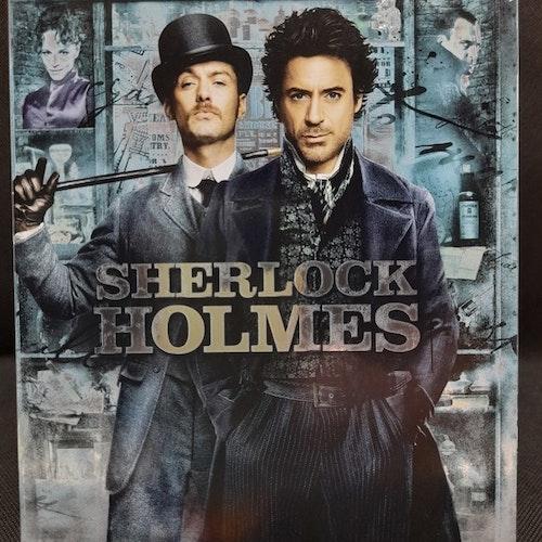 Sherlock Holmes (Beg. DVD Slipcase)