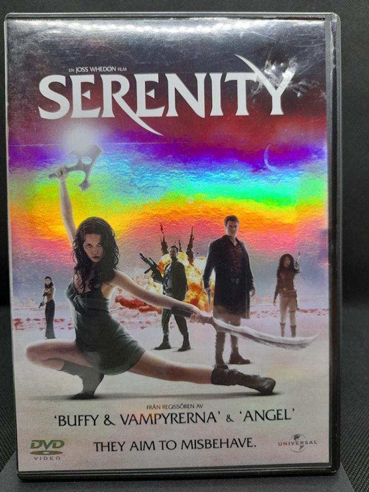 Serenity (Beg. DVD)