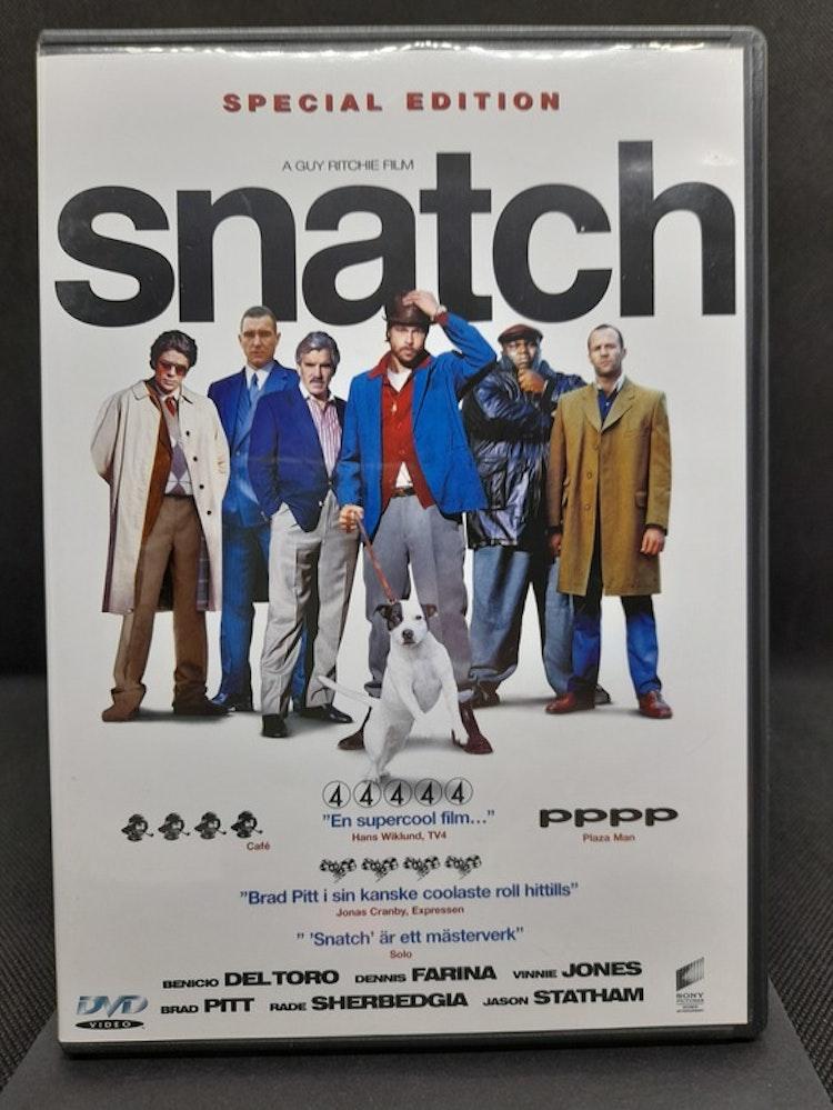 Snatch (Beg. DVD)