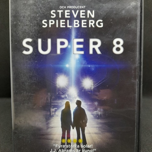 Super 8 (Beg. DVD)