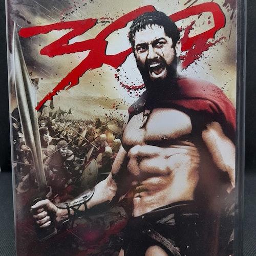 300 (Beg. DVD)