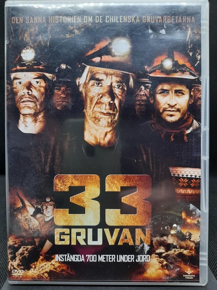 33 Gruvan (Beg. DVD)