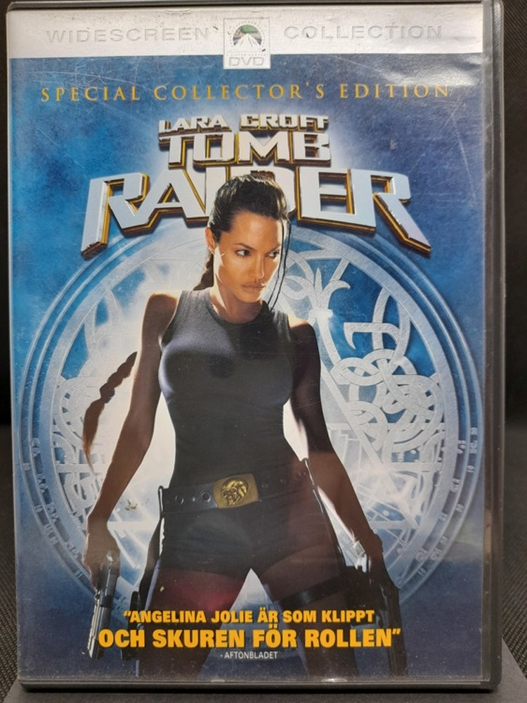Lara Croft: Tomb Raider (Beg. DVD)