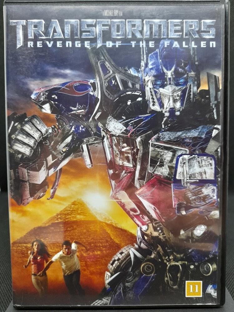 Transformers: Revenge of The Fallen (Beg. DVD)