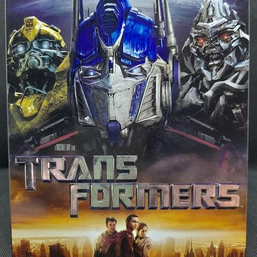 Transformers (Beg. DVD Slipcase)