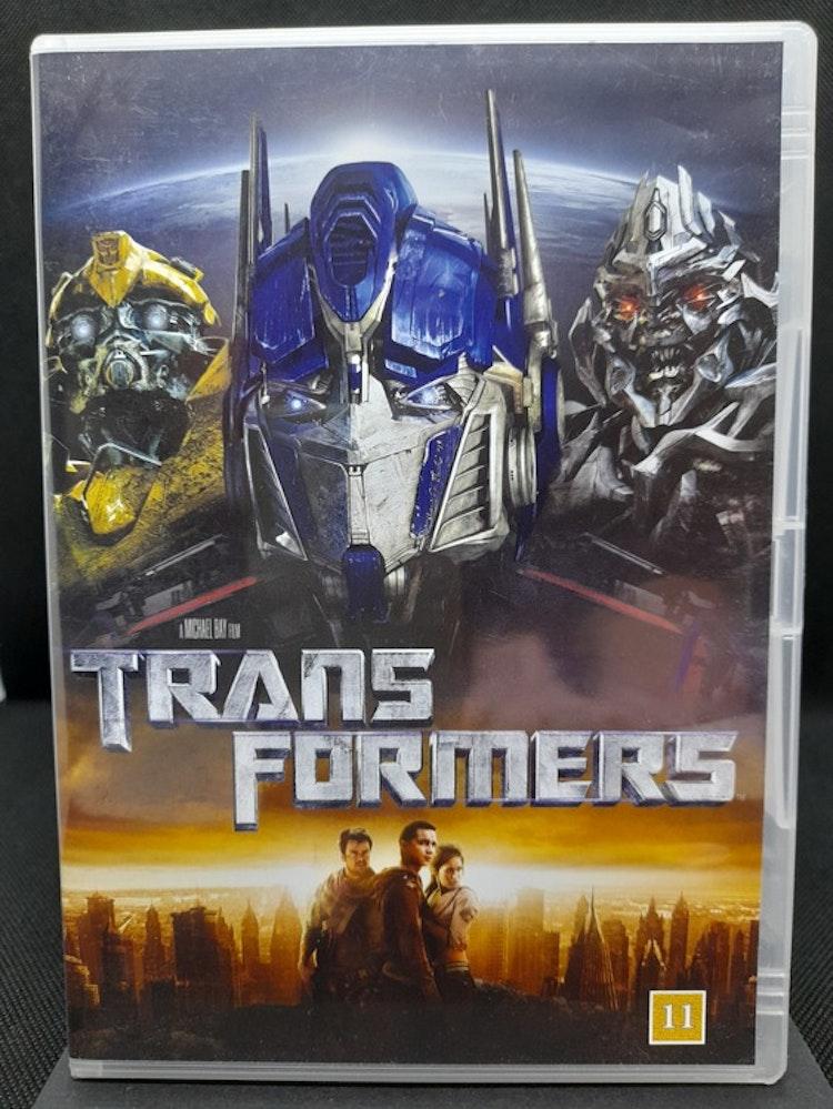 Transformers (Beg. DVD)