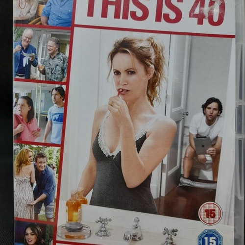 This is 40 (Beg. DVD)