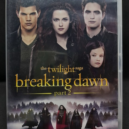 Twilight Saga, The - Breaking Dawn: Part 2 (Beg. DVD)