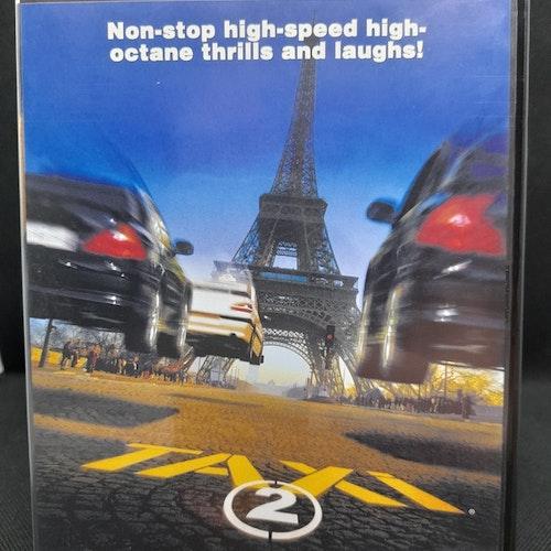 Taxi 2 (Beg. DVD)