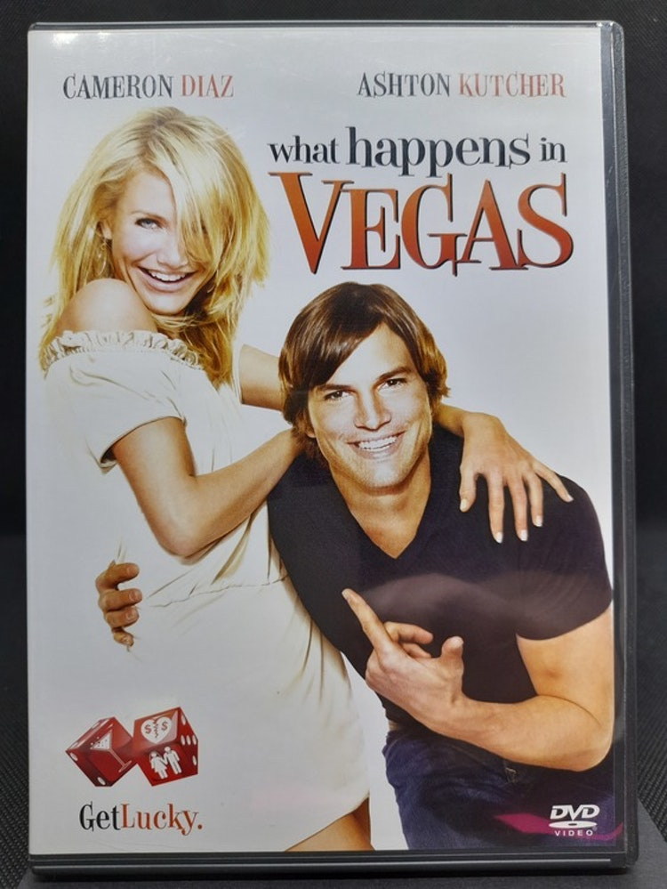 What Happens In Vegas (Beg. DVD)