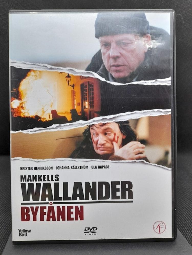 Wallander: Byfånen (Beg. DVD)