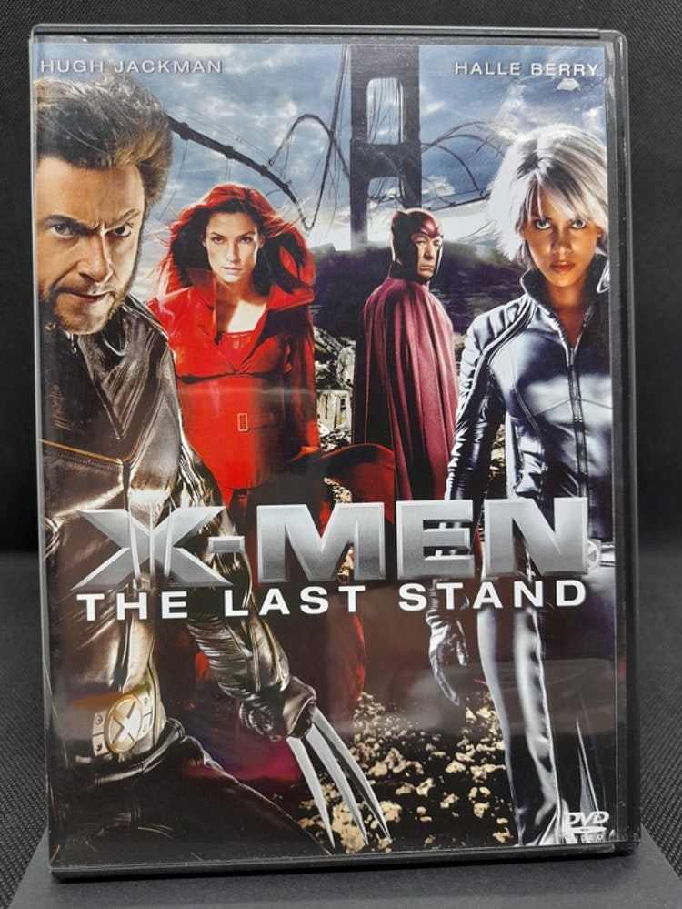X-Men: The Last Stand (Beg. DVD)