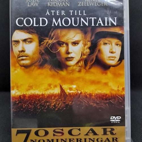 Åter till Cold Mountain (Beg. DVD Smalt fodral)