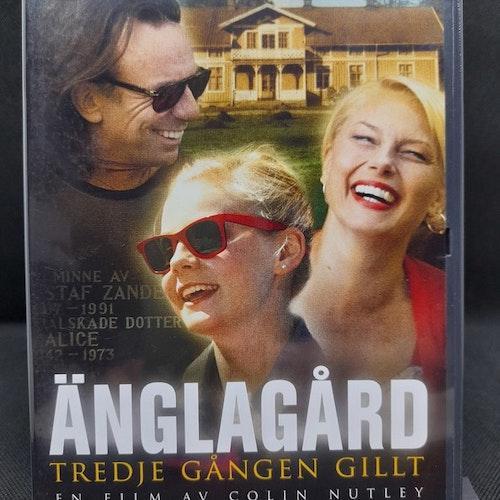 Änglagård: Tredje gången gillt (Beg. DVD)