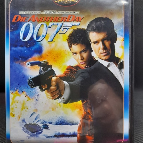 James Bond 007: Die Another Day (Beg. DVD )