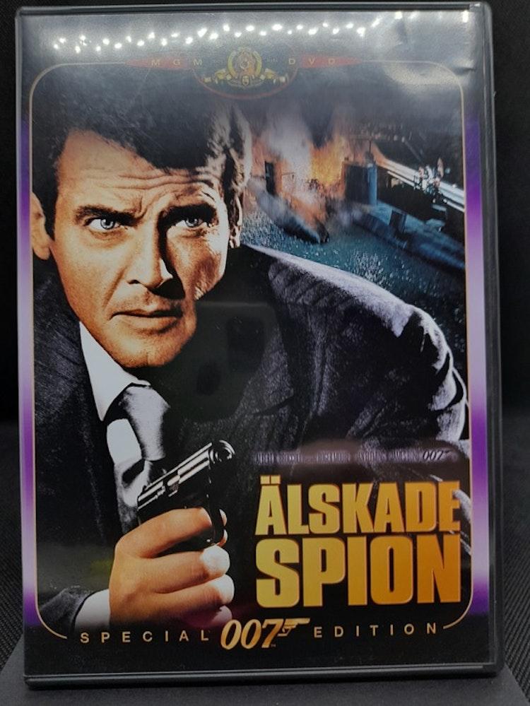 James Bond 007: Älskade spion (Beg. DVD )