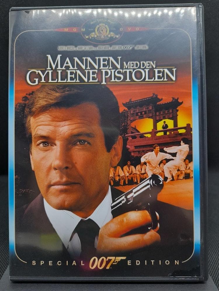 James Bond 007: Mannen med den gyllene pistolen  (Beg. DVD )