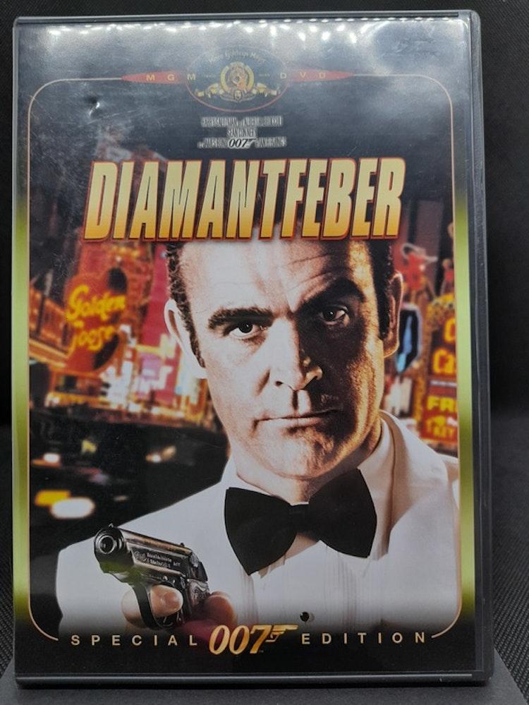 James Bond 007: Diamantfeber (Beg. DVD )