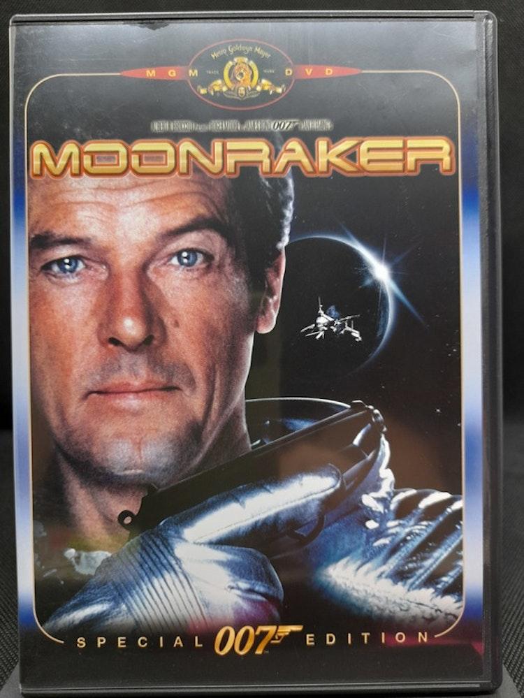 James Bond 007: Moonraker (Beg. DVD )