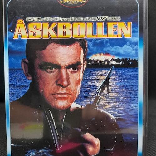 James Bond 007: Åskbollen (Beg. DVD)