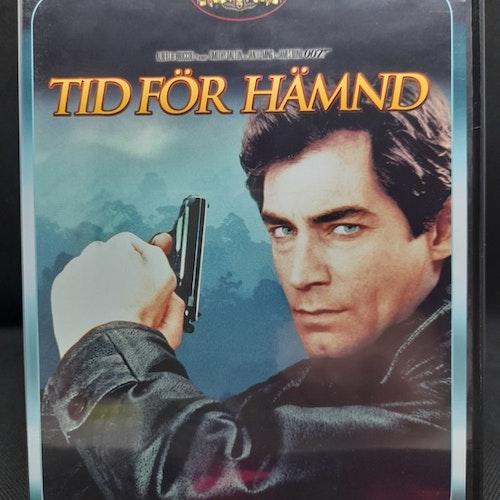James Bond 007: Tid för hämnd (Beg. DVD)