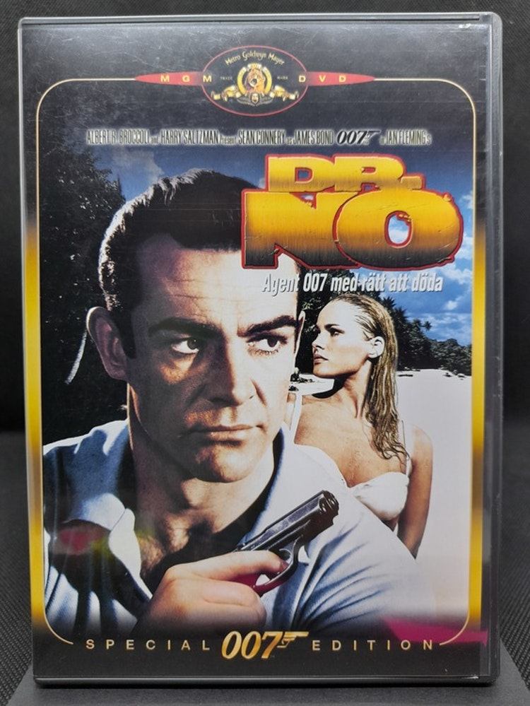 James Bond 007: Dr. No (Beg. DVD)