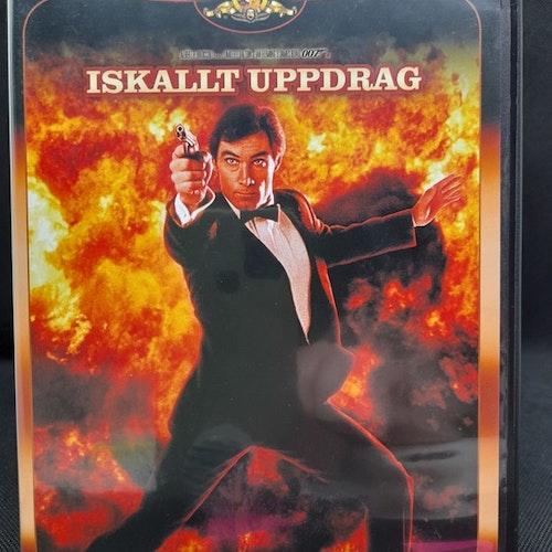 James Bond 007: Iskallt uppdrag (Beg. DVD)