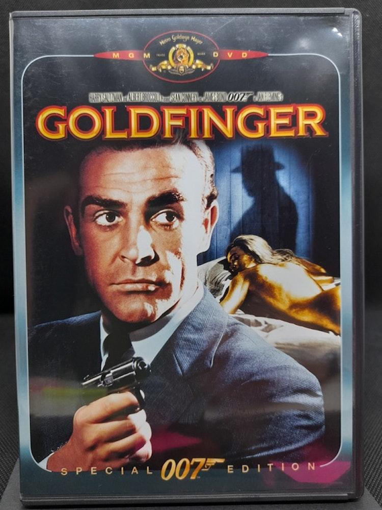 James Bond 007: Goldenfinger (Beg. DVD)