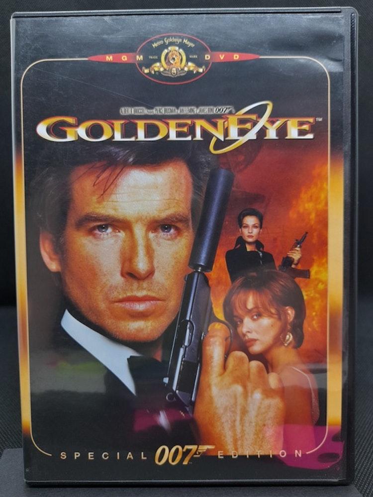 James Bond 007: Goldeneye (Beg. DVD)