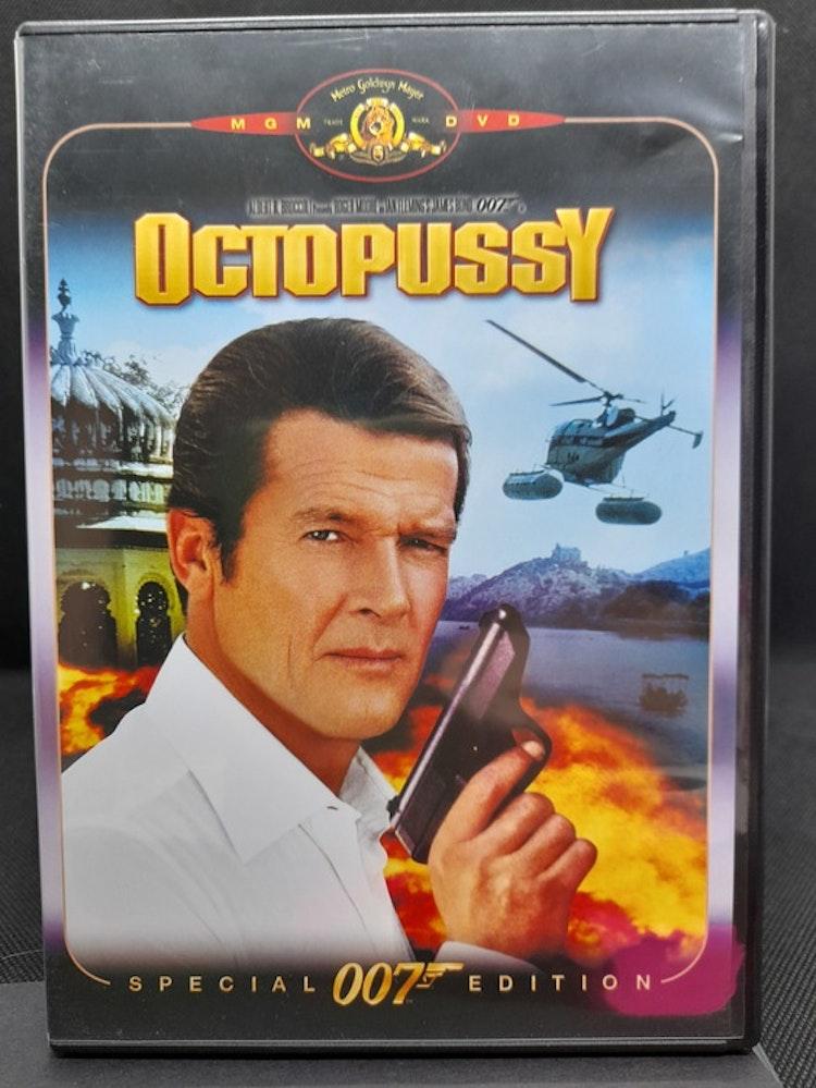 James Bond 007: Octopussy (Beg. DVD)