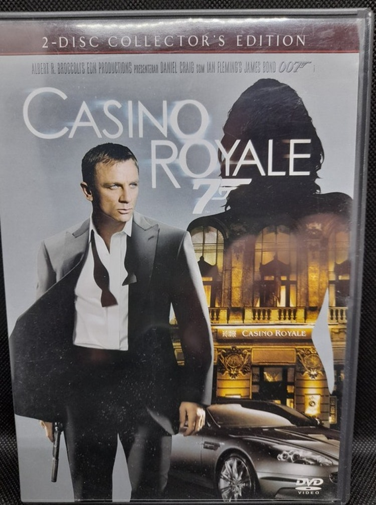 James Bond 007: Casino Royale (Beg. DVD )