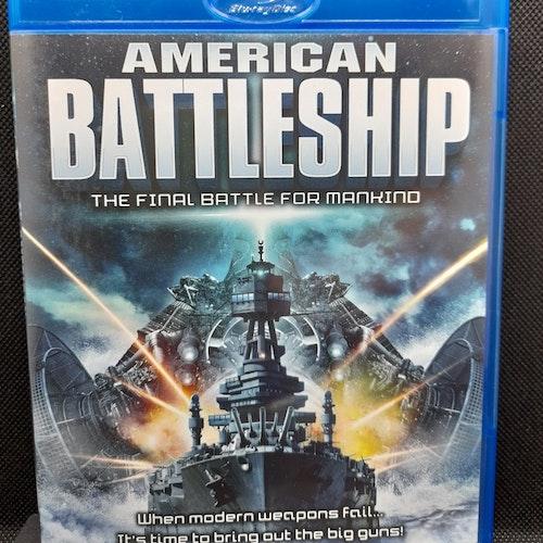 American Battleship (Beg. Blu Ray)
