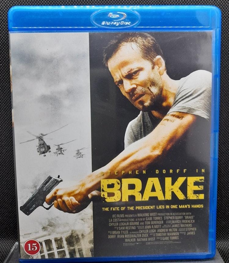 Brake (Beg. Blu Ray)
