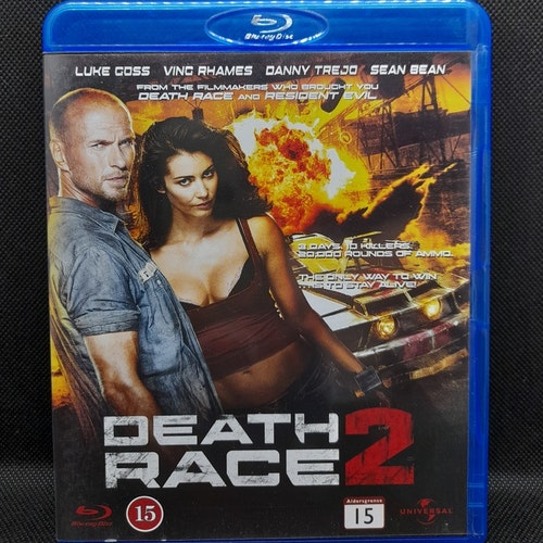 Death Race 2 (Beg. Blu Ray)