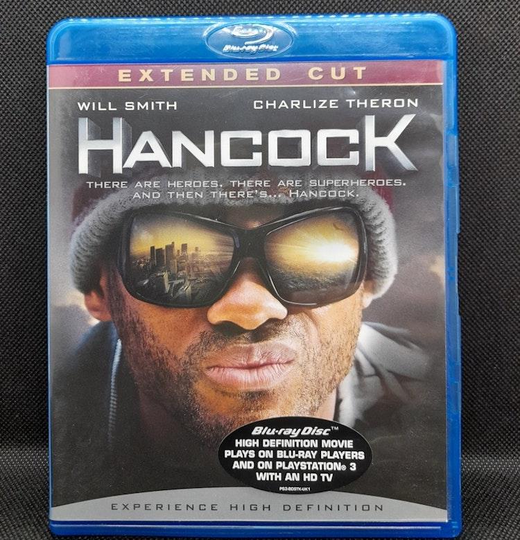 Hancock (Beg. Blu Ray)