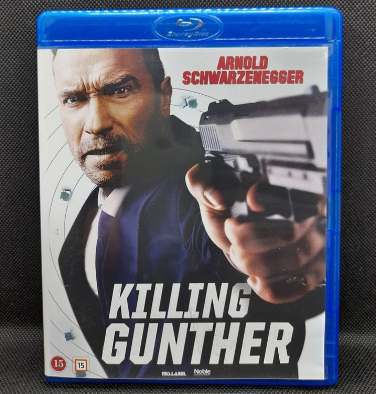 Killing Gunther (Beg. Blu Ray)