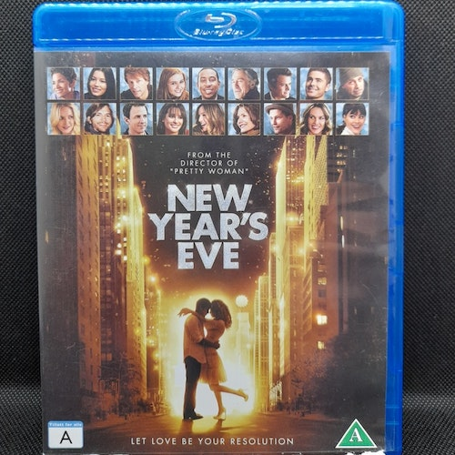 New Year´s Eve (Beg. Blu Ray)