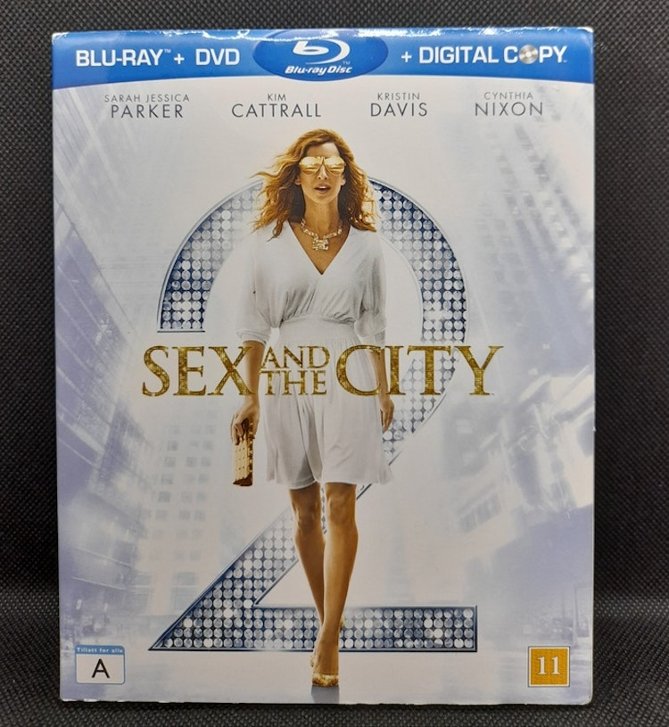 Sex and The City 2 (Beg. Blu Ray)